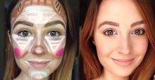 Clown contouring: l'ultimo divertente trend per una base make-up perfetta