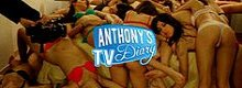 'Anthony's diary', il backstage