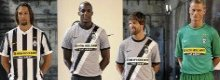 Juventus, le nuove maglie