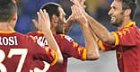 Roma - Sampdoria 3-1, giallorossi in Europa League