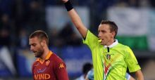 De Rossi, assurda simulazione in Roma-Chievo  (video)