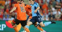 Del Piero in gol su rigore in Brisbane Roar–Sydney 3-1: speranza play-off (video gol)