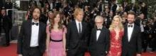 Al via Cannes 2011: le star sul red carpet di 'Midnight in Paris'