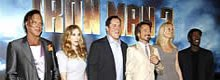 Iron Man 2, la premiere a Los Angeles