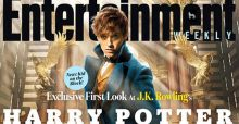 Gli animali fantastici: dove trovarli, le prime foto dal set dello spin-off di Harry Potter