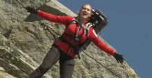 Kate Winslet e Bear Grylls, Titanic rivive sulle montagne (VIDEO)