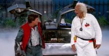 Ritorno al Futuro, Marty McFly e Doc Brown sbarcano in TV per il trentennale (VIDEO)