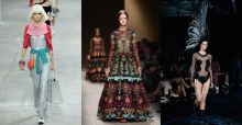 Parigi Fashion Week 2013: Chanel, Valentino e Louis Vuitton, le foto delle sfilate