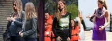 Gisele Bundchen, una mamma super fashion!