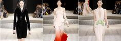 Givenchy Haute Couture Fall Winter 2009 2010: la sfilata
