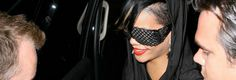 Rihanna in Alexander Wang alla NYC Fashion's Night Out