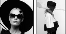 Chanel lookbook Primavera 2013, le foto di Karl Lagerfeld