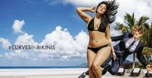 Ashley Graham: la modella curvy in bikini per Sports Illustrated segna un primato storico