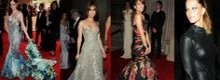 Costume Institute Gala 2010: la top ten di bellezze
