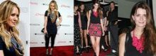 In & Out: Hilary Duff VS Mischa Barton