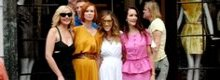 Carrie, Samantha, Charlotte e Miranda in Sex and the City 2
