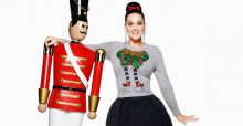 Katy Perry per H&M: Every Day is a Holiday, il nuovo spot augura buone feste