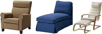 Ikea Poltrone Relax.Poltrone Relax Ikea Su Excite It Living