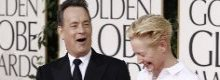 Golden Globe 2011: red carpet maschile vince lo smoking