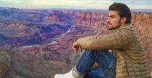Colmar Originals, on the road con Mariano Di Vaio: il freddo si affronta con stile
