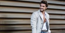 Il look di Mariano di Vaio a Pitti Uomo 2016: english man a Firenze