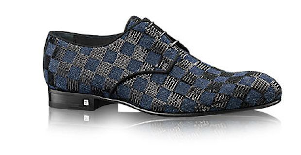 Scarpe Louis Vuitton Uomo False