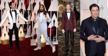Oscar 2015, i look maschili: le pagelle da Jared Leto a John Travolta
