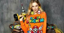 Super Moschino per i 30 anni di Mario Bros: la moda incontra i video game