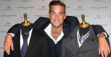 Robbie Williams: il suo brand Farrell è fallito. La carriera fashion del cantante fa flop