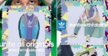 Fabri Fibra per Adidas Originals, video
