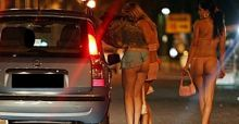 Prostitute brasiliane in crisi:
