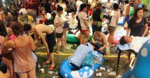Taiwan, color party finisce in tragedia per un incendio: oltre 500 feriti