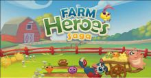 Come avere lingotti a Farm Heroes Saga per iPhone