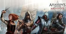 Assassin's Creed Memories: un video di gameplay ci presenta il nuovo titolo per iOS