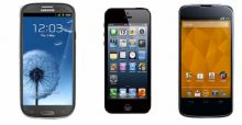 Nuovi modelli in narrivo per iPhone 5, Lumia 920, Galaxy S3, Nexus 4