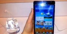 Huawei Ascend Mate, gigante dal display entorme. Il video