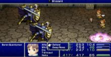 Final Fantasy IV: il gameplay
