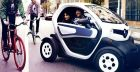 Twizy: la 2 posti elettrica by Renault