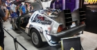 DeLorean DMC-12, l'auto di Ritorno al futuro