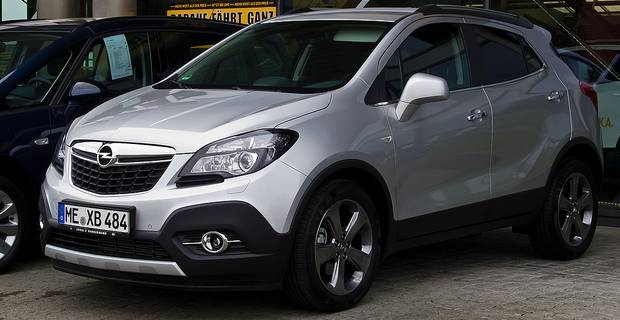 opel mokka solo su motori by excite it. Black Bedroom Furniture Sets. Home Design Ideas
