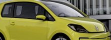 Volkswagen E-Up! al Salone di Francoforte