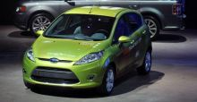 La Ford Fiesta é l'auto femminile dell'anno: vinto il Women's World Car of the Year