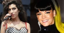 Lily Allen dedica a Amy Winehouse