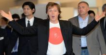 Paul McCartney malato: cancella le date dell'Out There Tour 2014 in Giappone