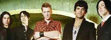Queens of the stone age, a gennaio in studio?