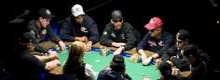 WSOP 2010 Main Event Final Table November Nine