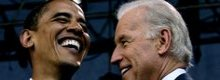 Usa: Obama a Denver stringe la mano a Biden