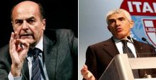 Bersani vs Casini: