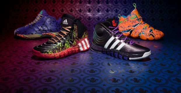 more photos 313fb 4a66b Basket, Adidas  ecco le scarpe dedicate all All-Star Game NBA 2014