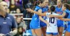 Volley, Italia alla seconda fase dell'Europeo